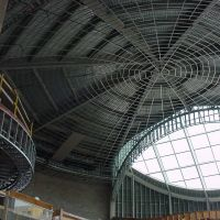 PAC Dome and Roof framing.JPG